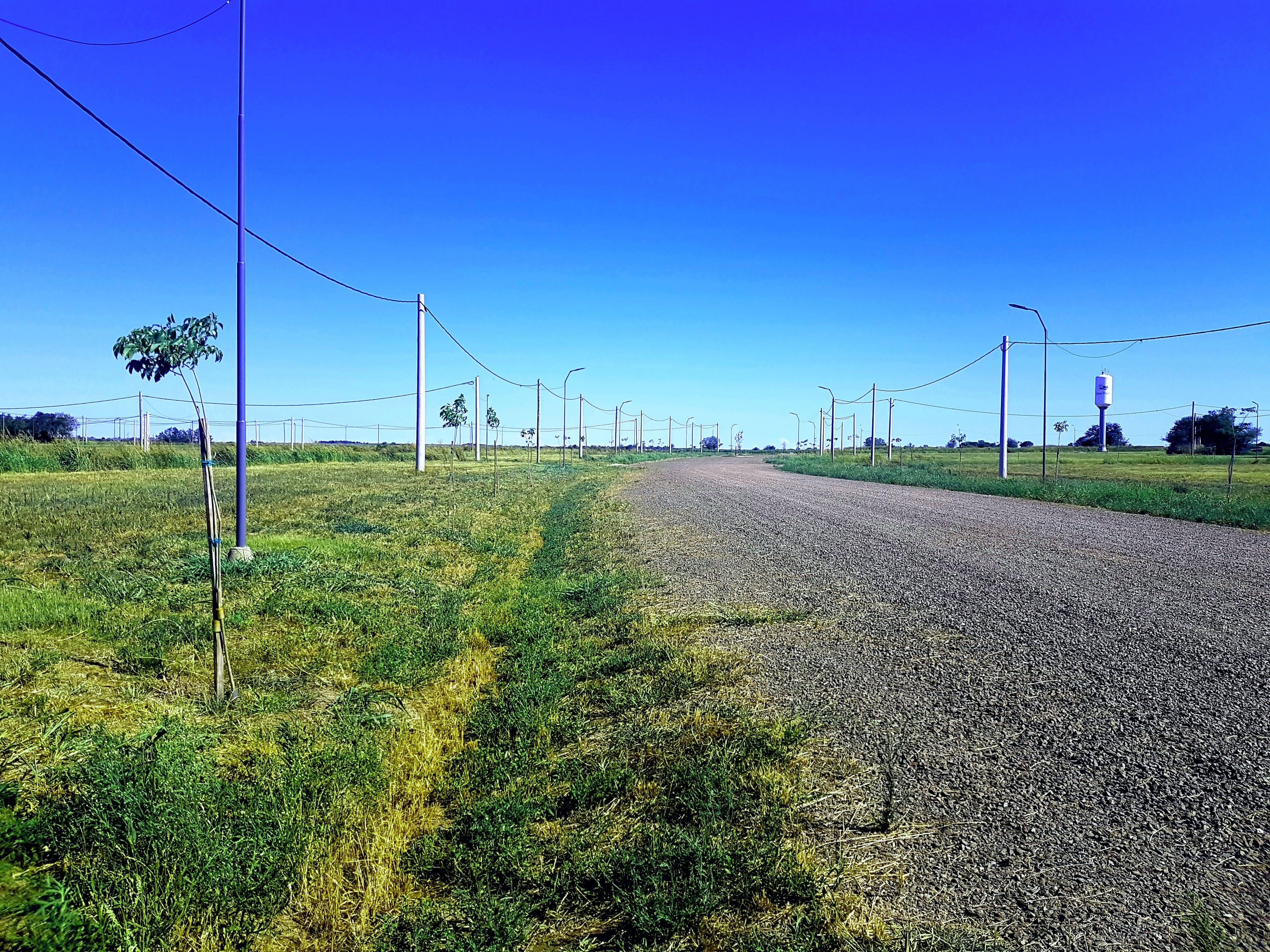 Avance de Obras Etapa 1 - Sauce Pueblo